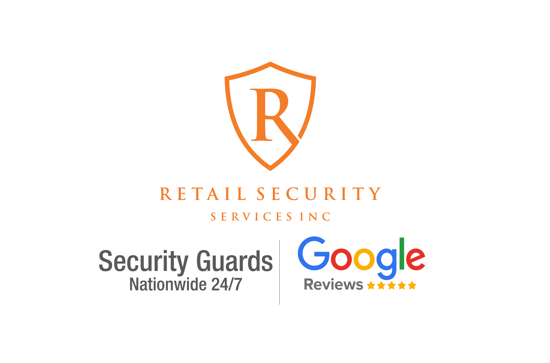 Security Guards - 5 STAR GOOGLE RATING